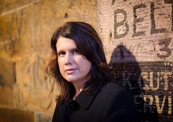 New Zealand Author Paula Morris